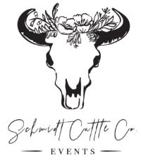 Schmidt Cattle Co. Events Logo